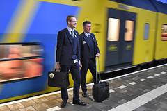 Engineers running the DDM1 farewell train (cklx) Tags: 1768 ddm1 dubbeldekkers dubbeldekker bilevelcars excursion nvbs 1700 ns nederlandse spoorwegen
