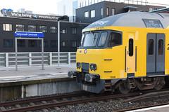 NSR DDM set 7208 at Lelystad, December 15, 2019 (cklx) Tags: 1768 ddm1 dubbeldekkers dubbeldekker bilevelcars excursion nvbs 1700 ns nederlandse spoorwegen