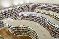 library@orchard, Singapore (fandarwin) Tags: library orchard books racks singapore darwin fan fandarwin olympus omd em10