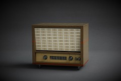 Vintage radio - New Elementary parts fest (adde51) Tags: adde51 lego moc radio vintage newelementary partsfest old music