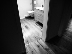 WC (Dolores.Haze90) Tags: olympus em1 omd bw wc geometrie 1260