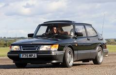 F75 MPJ (Nivek.Old.Gold) Tags: 1988 saab 900 turbo s 16 valve 3door 1985cc
