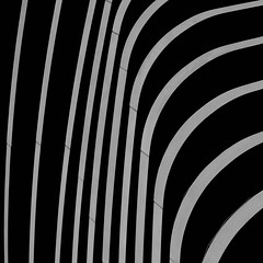 Simple Abstract 55 (No Great Hurry) Tags: abstract london lines architecture square lookup balconies simpleabstract londonarchitecture pateltaylor blackwhitesquare nogreathurry constructuralart architectureontheslant robinmauricebarr lombardwharf blackandwhite noiretblanc bnw thenakedabstract subumbrafloreo