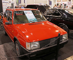 Uno (Schwanzus_Longus) Tags: essen motorshow german germany old classic vintage car vehicle compact hatchback fiat uno italy italian