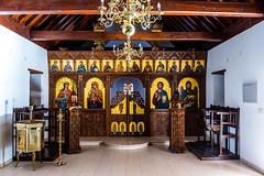Ayia Varvara (George Plakides) Tags: ayiavarvara agia church greek orthodox pyrgos kampos kambos cyprus mountains icons iconostasi