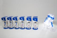Roll Call (katsuboy) Tags: blueimpulse blueimpulsedanboard blueimpulsedanbo revoltech kaiyodo r2d2 starwars lumecube