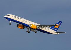 Photo of Icelandair Boeing 757-223 TF-ISF