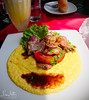 DSC_2475 - Edited (NengHetty) Tags: sonyxperiaxz3 sonyh8416 chile southamerica food meal omelette meat egg tomato onion garnish