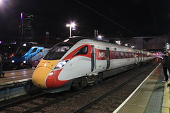 "Hitachi ""Azuma"" (Domingo Kauak) Tags: tren train hitachi lner azuma class 68 tpe trans pennine express emd gm leeds yorkshire uk gb british rail"