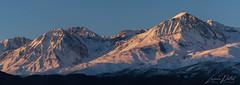 First Sierra Light (forestbreeze) Tags: birchmountain owensvalley mttinemaha bigpine