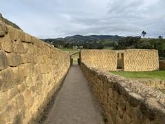 El Akllahuasi Corridor, the Ingapirca Fortress is an Archaeological Complex (authentically Incan-Cañari construction) at 3,180 meters (10,433 ft) above sea level, Cañar Province, the Southern Highlands, Ecuador. (ER's Eyes - Our planet is beautiful.) Tags: ruinsiningapirca mountain history highlands ecuador ruins terraces herman fortress cbt storehouse montanhas história courtyards ingapirca equador caminodelinca incaruins incawall thetempleofthesun theincatrail cañar sunworshippers fortresstemple pepeshouse touroperator inkapirka theandesmountains ruinasdeingapirca aqueductsystem thesouthernhighlands cañarprovince institutonacionaldepatrimoniocultural eltemplodesol hatuncañar incaarcheologicalsite cuencabestours lafortalezadeingapirca valledelcañar thesunstemple anellipticalplatform ingapircacomplejoarqueológico murodelinca hatunkañar thecañariindigenouspeople theincatúpacyupanqui theincahuaynacápac ellugargrandedeloscañaris thecastlecomplex incásicacañari cañariincaorigin theincaway door gate akllahuasicorridor thehouseofthesunvirgins laakllahuasi casadelasescogidas houseofthechosen