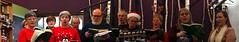 Anything Goes at Darfoulds 2019 (simon edge) Tags: panorama stitched anythinggoes nokon sigma 105mm choir carols christmas