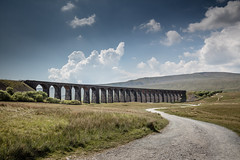 Ribblehead Viaduct (michael_d_beckwith) Tags: ribblehead viaduct ribbleheadviaduct bridge bridges arch arches via duct construction road winding windingroad hills rural country side countryside landscape land scape landscapes scapes yorkshire england english british european hike hiking ramble rambling walk walking heritage tourism 4k 8k 9k uhd hires large big picture pic photo photograph stock free public domain creative commons zero o path paths gods michaeldbeckwith michael d beckwith