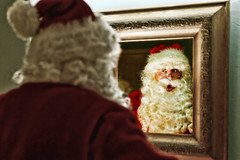 Becoming Santa Claus (s.w.Lepak) Tags: santaclaus becomingsantaclaus christmas hohoho betternotpout comintotown
