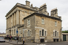 No. 1 Royal Crescent, Bath, England (Billy Wilson Photography) Tags: 2019 adventure biketour cycling europe bike tour somerset somersetshire uk united kingdom england british britain architecture historic bath city unesco world heritage site stone georgian townhouse terrace museum
