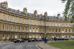 Circus, Bath, England (Billy Wilson Photography) Tags: 2019 adventure biketour cycling europe bike tour somerset somersetshire uk united kingdom england british britain architecture historic bath city unesco world heritage site stone georgian townhouse terrace