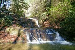 Pot Branch Falls (greer82496) Tags: pot branch waterfall south mountain game lands north carolina