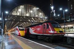 The End... (Tom Watson 70013) Tags: hst final class43 43290 kings cross london 1a45 azuma east coast ecml high speed train railway intercity 125 diesel lner