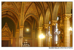 Gilded Halls (Kurokami) Tags: budapest hungary hungarian parliament building government royalty king kings crown coronation regalia scepter sword common people gold golden statue statues model models gargoyle gargoyles europe 2019 travel history roots vacation pilgrimage memorial