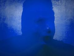 Photo of Blue Man 1