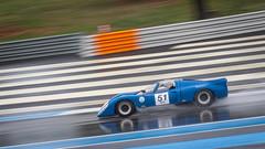 #51 Nelson-Fillon 1970 ChevronB16-2 (rickstratman26) Tags: car cars dix mille paul ricard le castellet racetrack france motorsport canon motorsports vintage historic panning