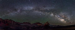 Milky Way from Panorama Point (HubbleColor {Zolt}) Tags: milkyway artistinresidence utah capitolreefnationalpark panorama sky panoramapoint night