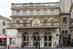 Theatre Royal, Bath, England (Billy Wilson Photography) Tags: 2019 adventure biketour cycling europe bike tour somerset somersetshire uk united kingdom england british britain architecture historic bath city unesco world heritage site stone georgian