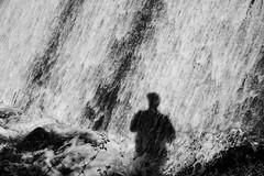 Spillway (Erich Schieber) Tags: australia spillway water blackandwhite shadow
