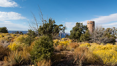Grand Canyon National Park @ Desert View (nebulous 1) Tags: grandcanyonnationalpark grandcanyon np nationalpark hole bighole tower east nikon nebulous1 glene