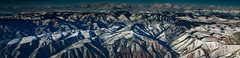 (Greg Adams Photography) Tags: mountains snow peaks winter travel flight above hhsc2000 california air range jagged highsierra rockies