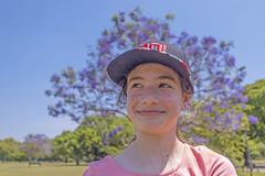 Mayra (Wal Wsg) Tags: retrato retratos portrait portraits jacaranda smile sonrisa people gente argentina buenosaires caba capitalfederal ciudaddebuenosaires belgrano dia day arbol tree canont6i canon canonesorebelt6i phwalwsg instagramphwalwsg photography photo fotografia foto outside