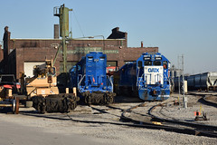 Feeling Blue (Robby Gragg) Tags: gmtx gp382 2244 2267 st saint louis