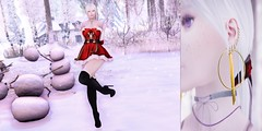 Sleigh bells Ring (Teuila Porcelain (Ladainia inworld)) Tags: mystic sponsored dreamcatcher purepoison pure poison glamaffair winter wonderland snow albino kawaii