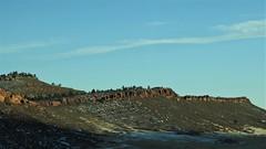 Ridge line (alansurfin) Tags: colorado blue sky red rocks ridge geology westernus hogback