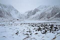 Eggum winter (Aerisabel) Tags: cod lofoten landscape mountain snow fiordo norway travel winter eggum