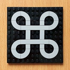 Quiz time! Here is a brick doodle I made of a #symbol that has been around for more than a thousand years. Graphic designers and creative professionals might also be familiar with this symbol. Can you guess what this is? :) #artisanbricks #lego #singapore (www.artisanbricks.com) Tags: ifttt instagram