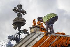 "Boudhanath Stupa. Kathmandu, Nepal (Ann Kruetzkamp) Tags: ""adventureconsultants"" nepali nepal kathmandu october 2019 adventure travel canon ""d5markiii"" ""canonphotography"" ""adventurephotography"" ""travelphotography"" autumn markets market ""boudhanathstupa"" boudhanath stupa buddha buddhist buddhism holy religion marigolds"