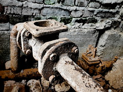 corrosion (Sergei_41) Tags: россия russia russianphoto трубы forgotten decay rust pipe abandon abandoned abandonedworld abandonedplaces concrete brick garbage rurex ruralexploration industrial urbex urbexapocalypse urbexplaces urbexsupreme corrosion urbanexploration urban грязь dirty