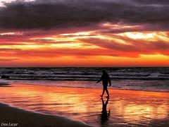 CD661AA8-BA8A-4933-B1BF-3384C73D7FE7 (Dan_lazar) Tags: sunset israel telaviv netanya beach sky clouds עננים שקיעה השתקפויות ים חוף נתניה תלאביב ישראל reflections