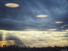 3F3717AF-8CFD-4922-8496-6F7AF503E3B9 (Dan_lazar) Tags: sunset israel telaviv netanya beach sky clouds עננים שקיעה השתקפויות ים חוף נתניה תלאביב ישראל reflections