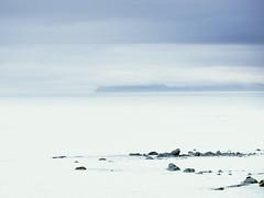 Rocks in the ocean (Sony J Thomas) Tags: ocean seascape landscape pacificnorthwest pnw washington blue
