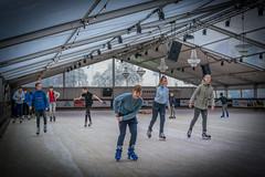Beuningen on Ice-2 (stevefge) Tags: 2019 beuningen beuningenonice icerink skaters skating winter gelderland nederland netherlands nl nikon reflectyourworld people candid girls nederlandvandaag