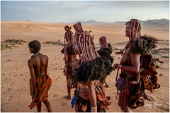 Impressiona of the Himba People (RudyMareelPhotography) Tags: africa himba himbanamibia himbapeople namibia natgeotravel rudymareelphotography serracafema desert morning ngc travel travelphotography wanderlust flickrclickx flickr