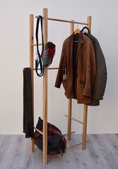 New May 2019 - Minimal Coat Rack - Clothes Rack from Tidyboy (tidyboy892) Tags: furnituredesign furniture homefurniture homedesign homedecorations coatstand coatrack clothesrack coatstandonline coatrackonline tidyhome tidyboy handmadedesign
