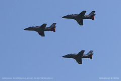 G-4 Super Galeb (srkirad) Tags: aircraft airplane jet trainer attack military g4 supergaleb soko serbianairforce formation sky airshow aeromiting belgrade beograd serbia srbija planespotting