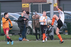 """HBC Voetbal • <a style=""""font-size:0.8em;"""" href=""""http://www.flickr.com/photos/151401055@N04/49226490163/"""" target=""""_blank"""">View on Flickr</a>"""