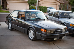 SaabDinklage (D-Lyte) Tags: 1985 saab 900 spg