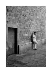 ** (Koprek) Tags: kodaktrix 400 film analog 135mm barcelona streetphotography stphotographia stphotography street spain october 2019 konicahexaraf