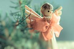 Angel (Anikó Lázár) Tags: handmade macromondays angel christmas ornament