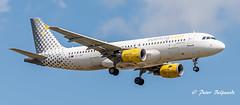EC-JSY  Airbus A320-214 - Vueling (Peter Beljaards) Tags: msn2785 ecjsy airbusa320 a320 conniebaraja vueling aircraft airbus passengerjet airplane ams eham nikond5500 nikon70300mmf4556 final